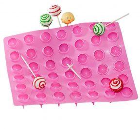 Lollipop Truffle Molds