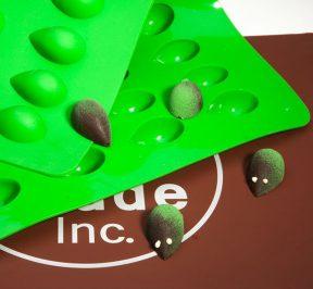 Teardrop Chocolate Truffle Molds