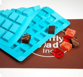 Cube Chocolate Molds