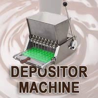 Tabletop Depositor